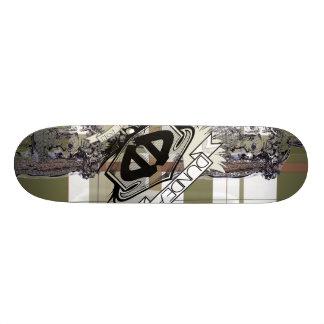 Edição litmited sk8 de DUNDEAL Shape De Skate 21,6cm