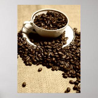 Educado Kaffeetasse Posteres