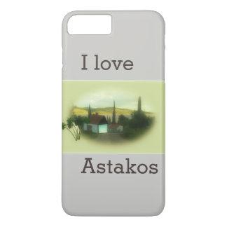 Educar paisagem j Astakos love Retro Capa iPhone 7 Plus
