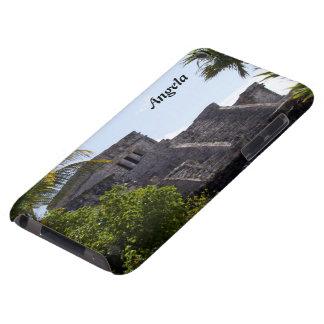 EL Castillo de Tulum - ruínas maias Capa iPod Barely There