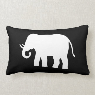 Elefante branco almofada lombar
