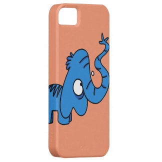 Elefante Capa Barely There Para iPhone 5