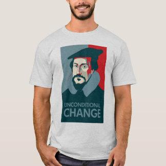 Eleja a camisa de João Calvino