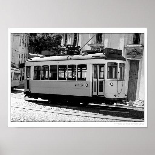 Elétrico de Lisboa 001 Impressão