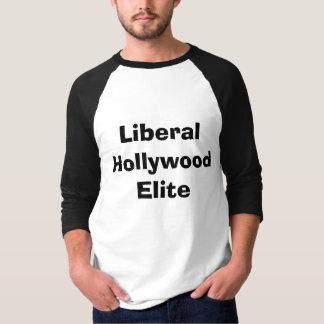 Elite liberal de Hollywood Camisetas