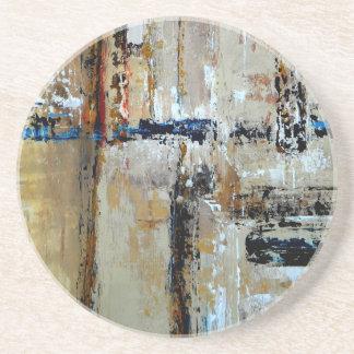 Elle-abstract-025-2424-WP-Original-Abstract-Art-Re Porta Copos De Arenito