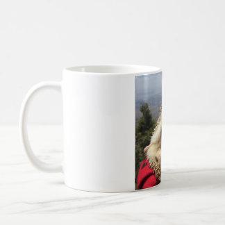 elliot a caneca de café do ouriço