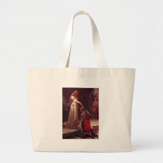 Elogios - Edmund Blair Leighton (1901) Bolsa De Lona