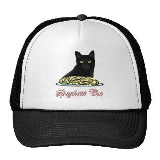 Eloquência do gato dos espaguetes boné