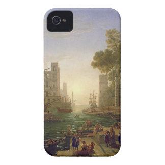 Embarque de St. Paula Romana em Ostia, 1637-39 iPhone 4 Capa