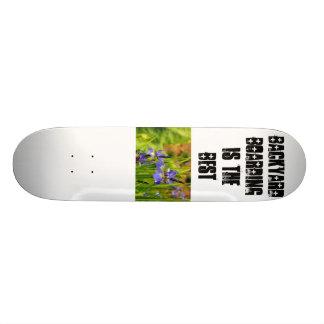 Embarque do quintal skate personalizado
