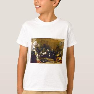 Embarque dos peregrinos por Robert W. Weir Tshirts