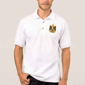 emblema de Egipto T-shirt Polo