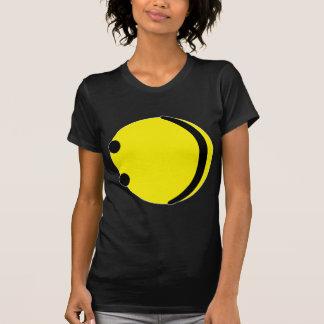 Emoção do smiley camiseta