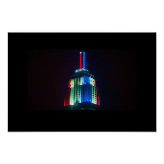 Empire State Building Posteres