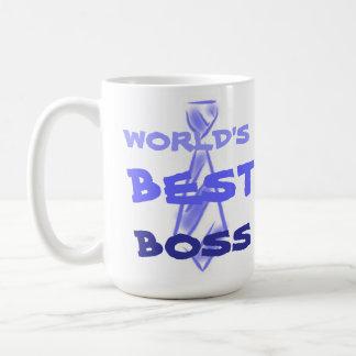Empregado do empregador do escritório do chefe do caneca de café