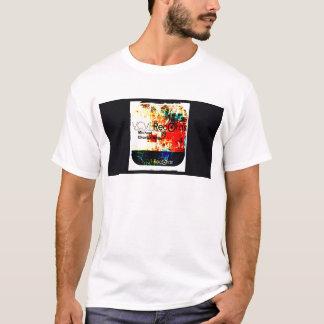 empresa dos registros do feature_graphics 1,5 VCVH T-shirt