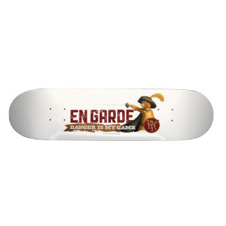 En Garde Shape De Skate 18,7cm