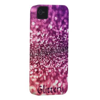 Encanto Glittery Capinha iPhone 4