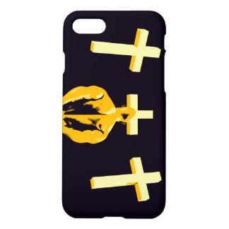 Encarcere a prisão e a cristandade da religião capa iPhone 7