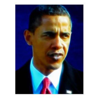 Endereço de inauguração, presidente Barack Obama Cartão Postal