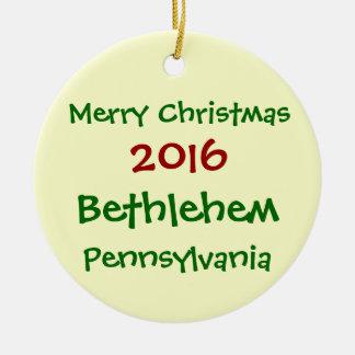 ENFEITES DE NATAL 2016 NOVOS DE BETHLEHEM