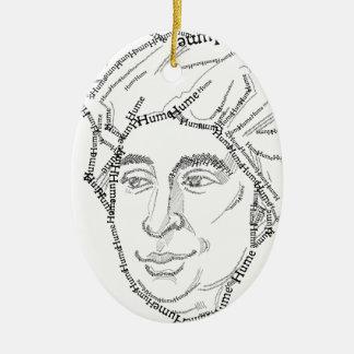 Enfeites de natal de David Hume