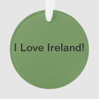 Enfeites de natal de Ireland