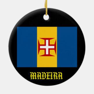 Enfeites de natal de Madeira