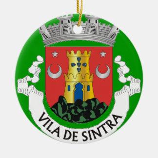 Enfeites de natal de Sintra Portugal
