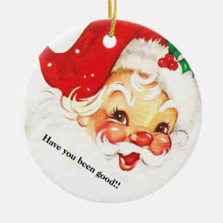 Enfeites de natal Papai Noel