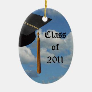 Enfeites de natal personalizados céu da graduação