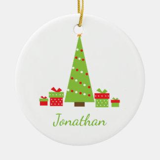 Enfeites de natal personalizados Natal do