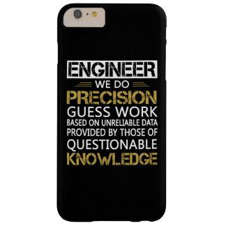 Engenheiro Capa Barely There Para iPhone 6 Plus