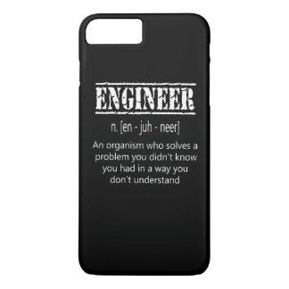 Engenheiro Capa iPhone 7 Plus