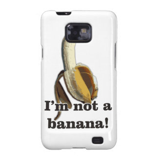 Engraçado Capinha Samsung Galaxy SII