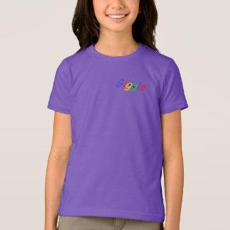 Engraçado e colorido t-shirt
