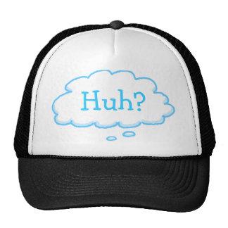 Engraçado HUH? chapéus