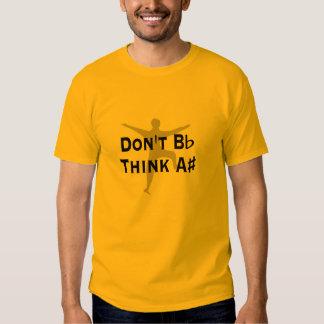Engraçado o plano de B não pensa um T afiado da lu T-shirt