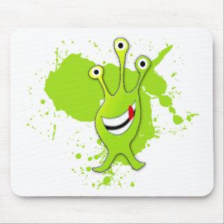 engraçado mouse pad