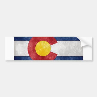 Engrenagem de Colorado Adesivo Para Carro