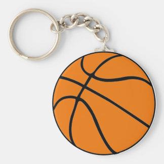 Engrenagem do basquetebol chaveiros