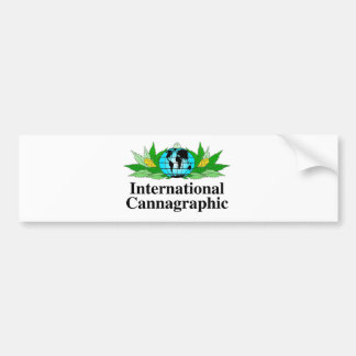 Engrenagem internacional do logotipo de adesivo para carro