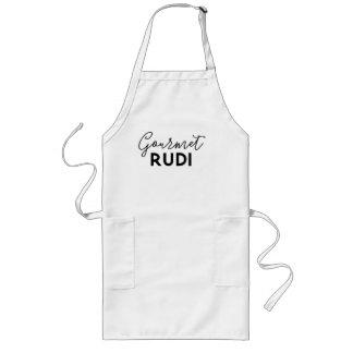 Enruga gourmet Rudi Avental Longo