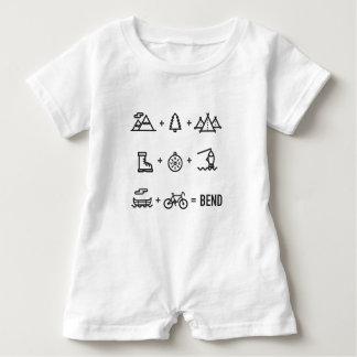 Equação das atividades de Oregon da curvatura Tshirts