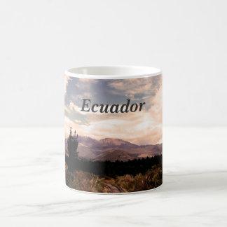 Equador Caneca De Café