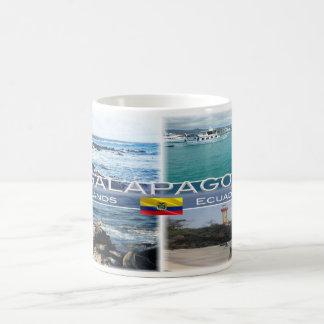 Equador - Ilhas Galápagos - Caneca De Café