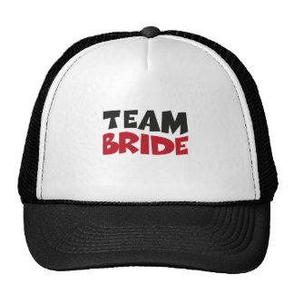 Equipa Bride Boné