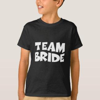 Equipa Bride Camiseta