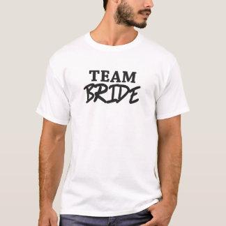 Equipa Bride Camisetas